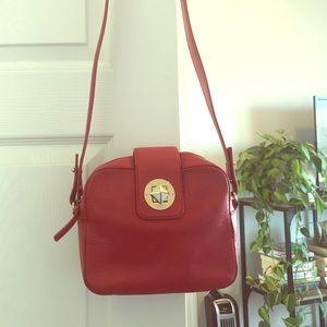 Kate Spade leather crossbody purse